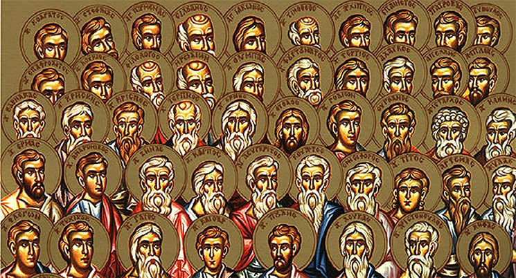 Апостолы из числа семидесяти